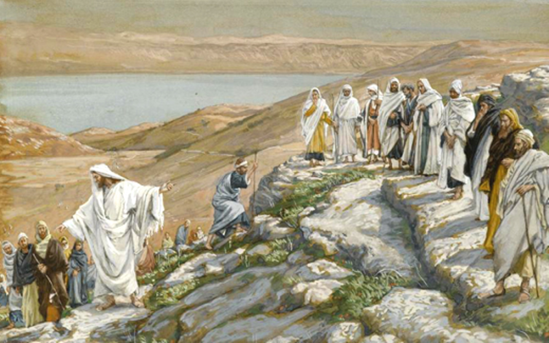 Luke 6d – Jesus Called His Twelve Disciples and Apostles