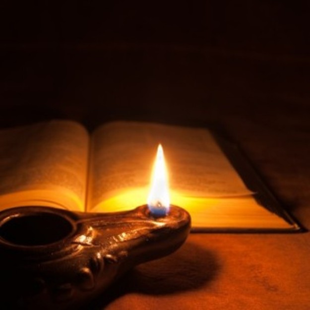 Luke 8b – Jesus Told the Parable of the Lamp