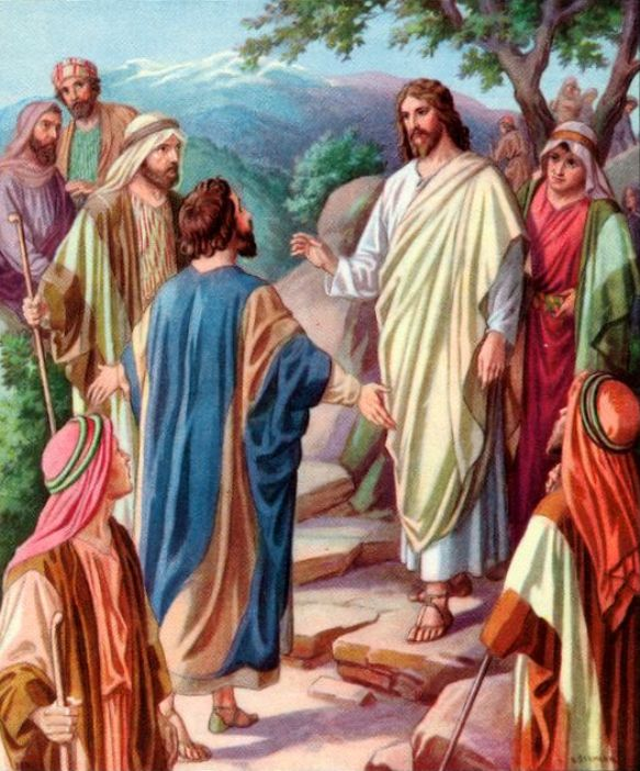 Luke 9c – Peter's Confession of Faith About the Identity of Jesus As The Christ of God