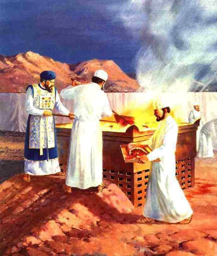 Malachi 1 – Polluted Offerings Were Offered to GOD and GOD Was Not Pleased