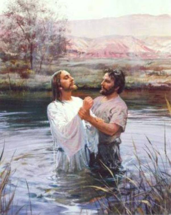 Mark 1 – John and Jesus Began Their Ministry
