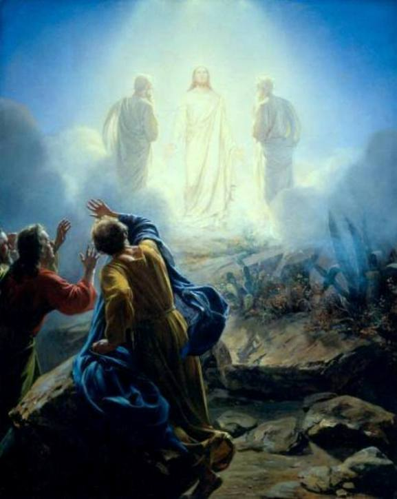 Mark 9 – Jesus Transfigured on the Mount Before His Disciples