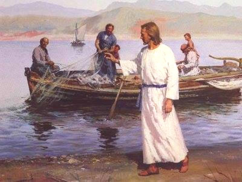 Matthew 4: Jesus Was Tempted in the Wilderness, and After the Victory, Jesus Began His Ministry.