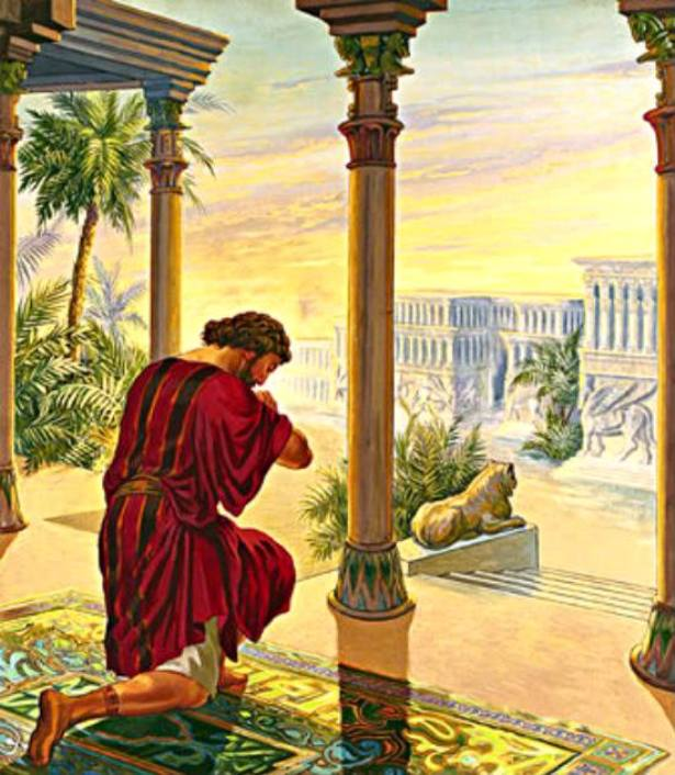 Nehemiah 1 – Nehemiah's Prayer for Jerusalem