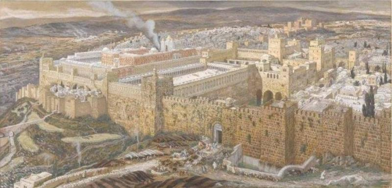 Nehemiah 11 – The People Who Dwelt in Jerusalem