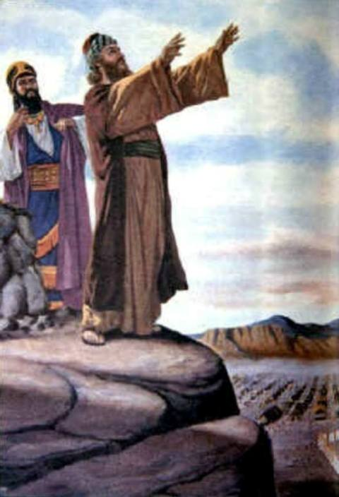 Numbers 23 – The Prophecies of Balaam