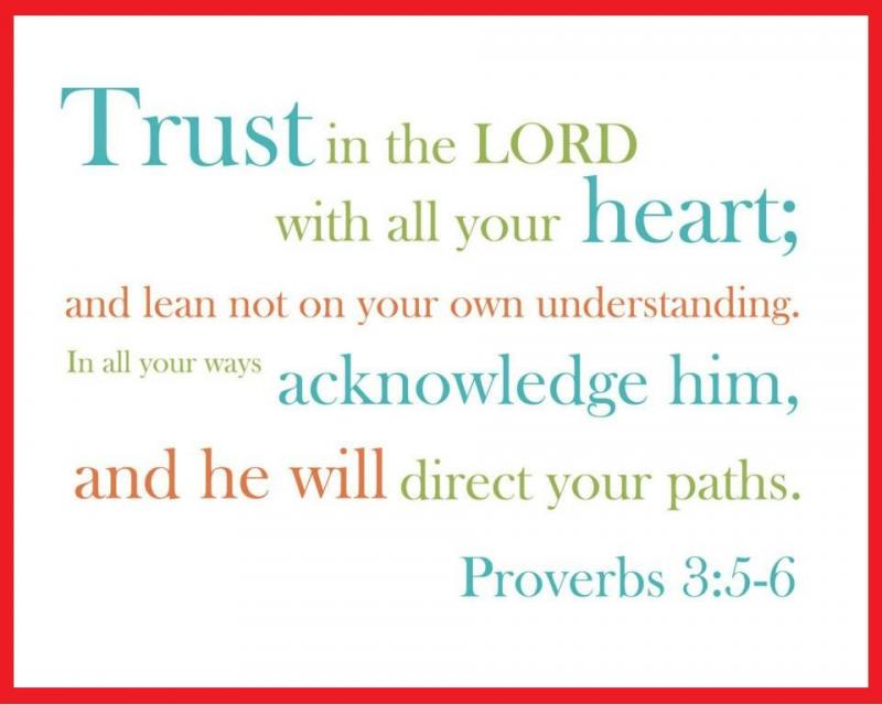 Proverbs 3: Godly Counsel for All.