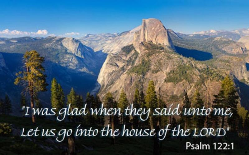 Psalm 122 – The Joy of Going to the House of God