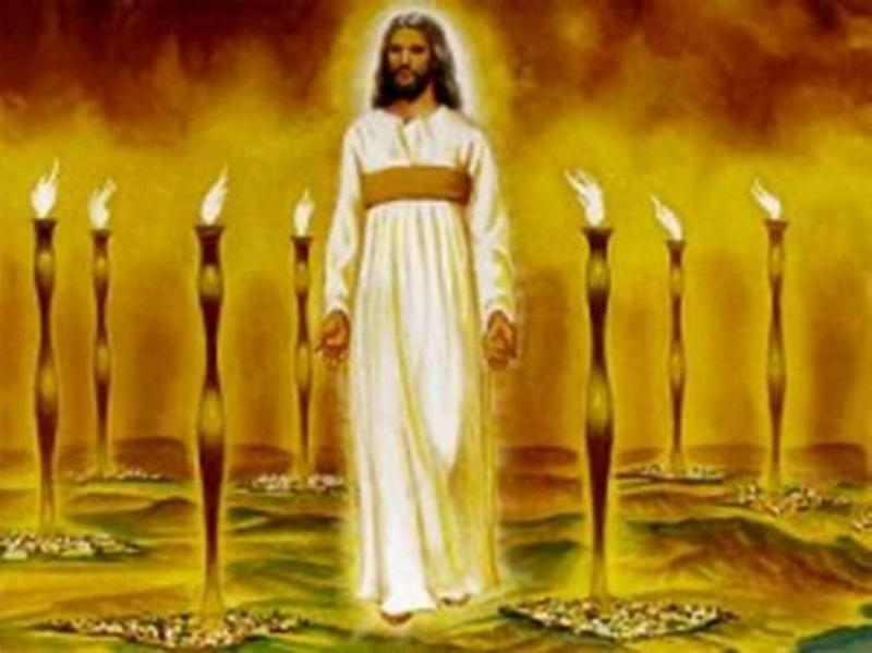 Revelation 1 – John's Vision of the Lord Jesus Christ