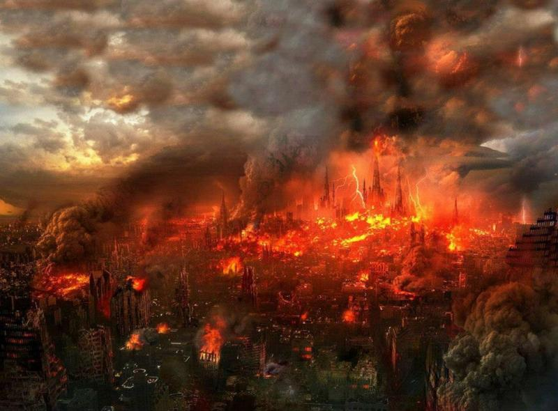 Revelation 18 – The Fall of Babylon the Great