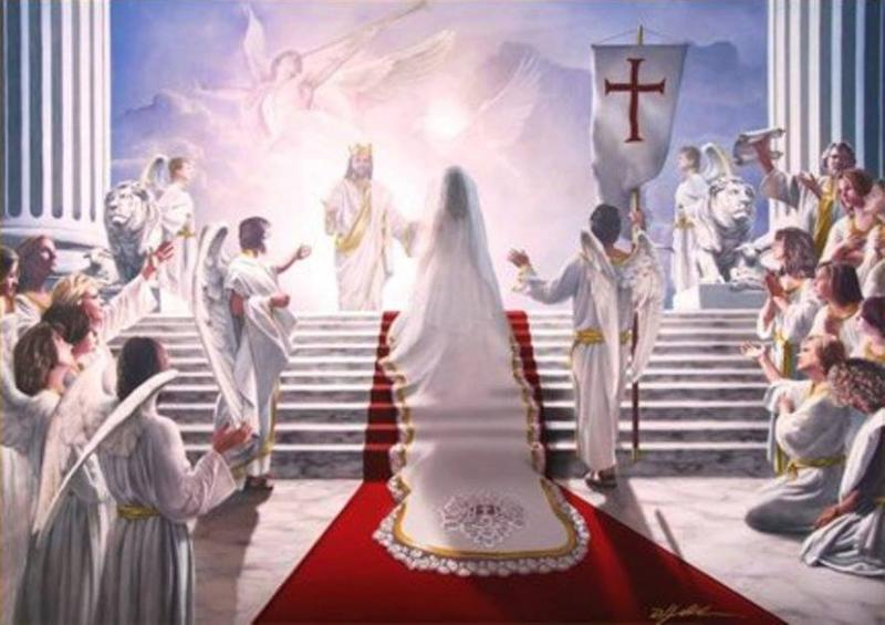 Revelation 19: The Marriage of the Lamb.