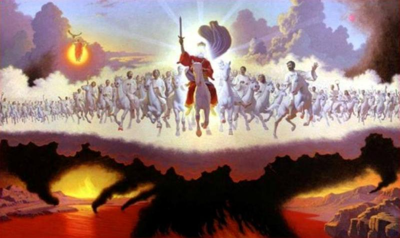 Revelation 19 - The Marriage of the Lamb, the Lord Jesus Christ