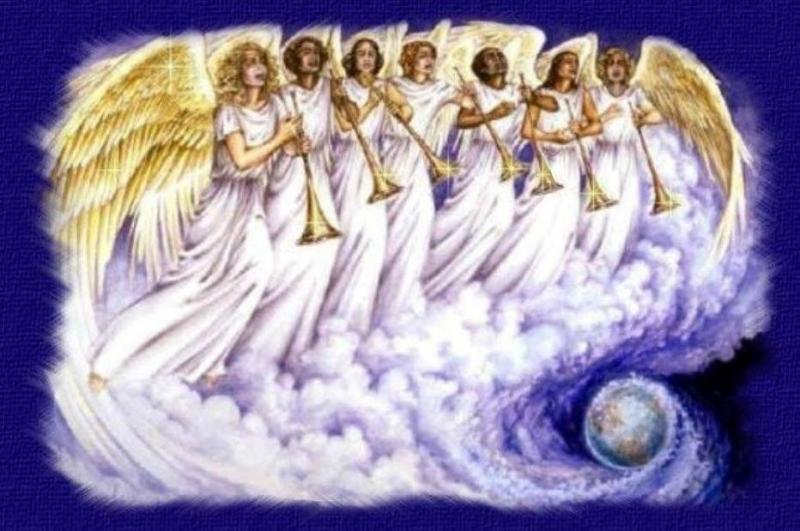 Revelation 8 – The Seventh Seal and the Four Trumpets