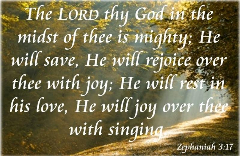 Zephaniah 3: Jerusalem's Sins and GOD's Redemption, and GOD Will Restore All His People to Serve Him in One Accord.
