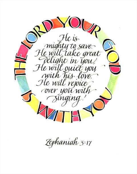 Zephaniah 3 – Jerusalem's Sin and Redemption, and GOD Will Restore All His People to Serve Him